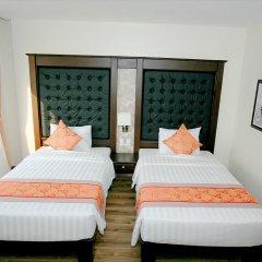 Ha Long Park Hotel 2* Улучшенный номер с 2 отдельными кроватями фото 3