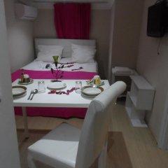 Отель Tuba Residence Апартаменты с различными типами кроватей фото 27