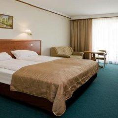 Hotel Ambasador Chojny 3* Улучшенный номер с различными типами кроватей фото 2
