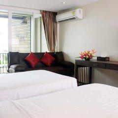 Lub Sbuy House Hotel 3* Номер Делюкс с различными типами кроватей фото 7