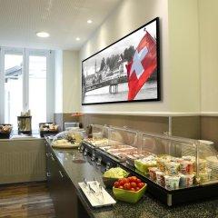 Отель Walhalla Guest House Швейцария, Цюрих - отзывы, цены и фото номеров - забронировать отель Walhalla Guest House онлайн питание фото 3