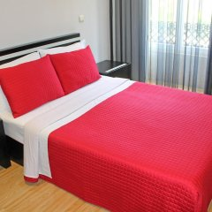Отель VivaCity Porto Стандартный номер разные типы кроватей фото 4