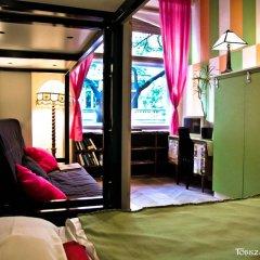 Hostel Budapest Center Стандартный номер с различными типами кроватей фото 6