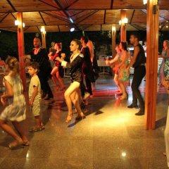 Perdikia Beach Hotel развлечения