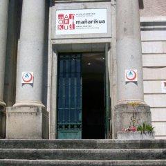 Отель Mañarikua Hostelling International Испания, Дерио - отзывы, цены и фото номеров - забронировать отель Mañarikua Hostelling International онлайн парковка