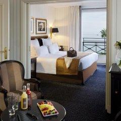Hotel Barriere Le Majestic 5* Полулюкс с 2 отдельными кроватями фото 4