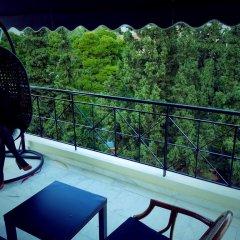 Отель Andromeda Suites and Apartments Греция, Афины - отзывы, цены и фото номеров - забронировать отель Andromeda Suites and Apartments онлайн балкон