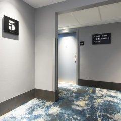 Отель Scandic St Olavs Plass 3* Номер категории Эконом с различными типами кроватей фото 4