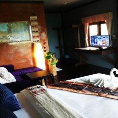 Отель Thaton Hill Resort интерьер отеля