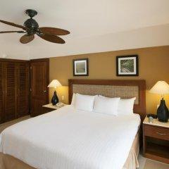 Отель Occidental Caribe - All Inclusive 3* Люкс Премиум с различными типами кроватей фото 4