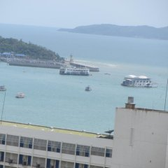 Отель Centric Sea Pattaya Апартаменты с различными типами кроватей фото 33