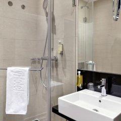 Отель IntercityHotel München 4* Улучшенный номер с различными типами кроватей фото 6