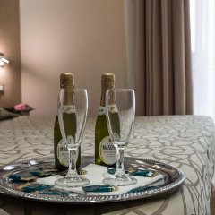 Infinity Hotel St Peter 3* Стандартный номер с различными типами кроватей фото 5