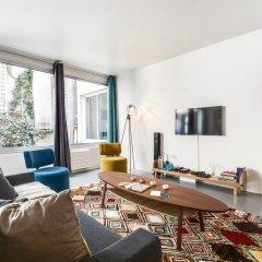 Отель Sweet Inn Apartments - Temple Франция, Париж - отзывы, цены и фото номеров - забронировать отель Sweet Inn Apartments - Temple онлайн комната для гостей фото 4