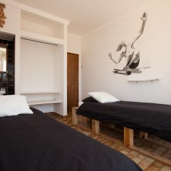 Hostel & Surfcamp 55 Стандартный номер разные типы кроватей фото 2
