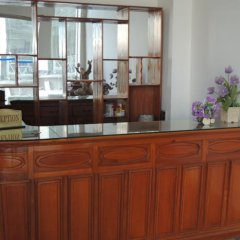 Thong Nhat 1 Hotel Halong интерьер отеля фото 3