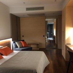 Отель America Испания, Игуалада - отзывы, цены и фото номеров - забронировать отель America онлайн комната для гостей фото 2
