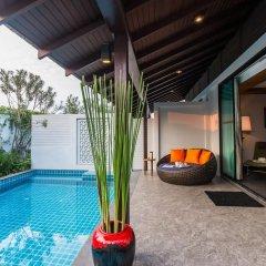 Отель Baywater Resort Samui 4* Номер Делюкс с различными типами кроватей фото 16