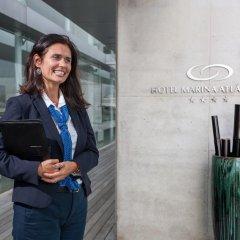 Отель Marina Atlântico Португалия, Понта-Делгада - отзывы, цены и фото номеров - забронировать отель Marina Atlântico онлайн интерьер отеля фото 2