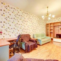 Апартаменты на Ленсовета 88 Апартаменты с различными типами кроватей фото 12