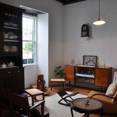 Отель Azores vintage bed & breakfast Номер категории Эконом с двуспальной кроватью фото 3