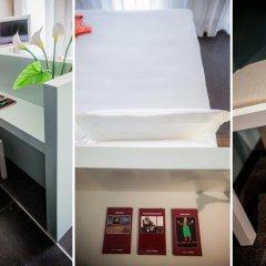 Hotel Glam Milano 4* Улучшенный номер с различными типами кроватей фото 9