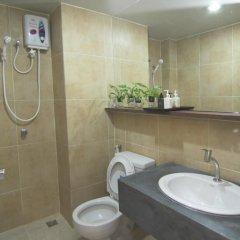 Rome Place Hotel 2* Стандартный номер с двуспальной кроватью фото 8