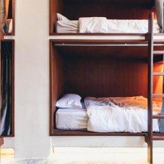 Once Again Hostel Кровать в общем номере