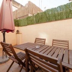 Апартаменты Bbarcelona Apartments Sagrada Familia Terrace Flats Барселона балкон