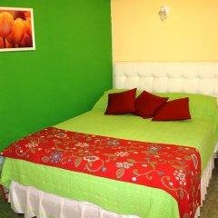 Отель Cabañas El Naranjo Сан-Рафаэль комната для гостей фото 5