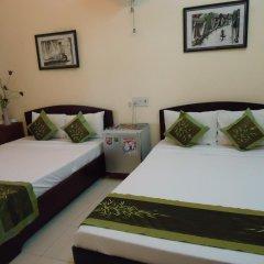 Nam Ngai Hotel Стандартный семейный номер с двуспальной кроватью фото 6
