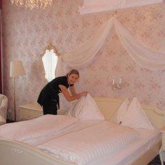 Отель Aviano Pension 4* Стандартный номер с двуспальной кроватью фото 8