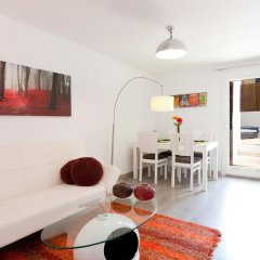 Отель Centric Aparment Plaza España комната для гостей фото 4