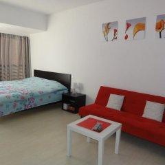 Апартаменты Homehunter Short Term Apartment Студия с различными типами кроватей фото 21