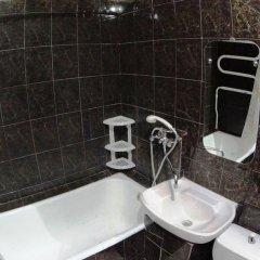 Апартаменты Tikhy Centre Apartments Новосибирск ванная