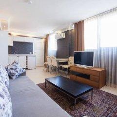 Отель Defne Suites Номер Делюкс с различными типами кроватей фото 5