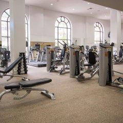 Отель Sunshine Suites фитнесс-зал
