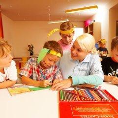 Отель DORFHOTEL Sylt детские мероприятия фото 2