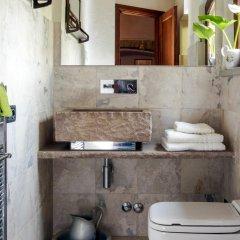 Отель Bed and breakfast I Glicini Кастаньето-Кардуччи ванная