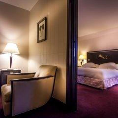 L'Hotel du Collectionneur Arc de Triomphe 5* Люкс повышенной комфортности разные типы кроватей фото 6