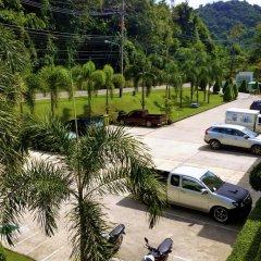 Отель Ocean Views парковка