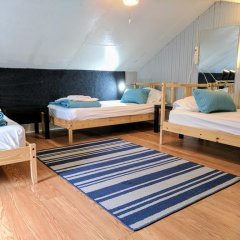 The Wayfaring Buckeye Hostel Кровать в общем номере с двухъярусной кроватью фото 6