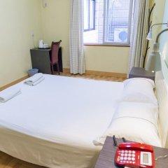 Chengdu Traffic Youth Hostel Стандартный номер с двуспальной кроватью (общая ванная комната)