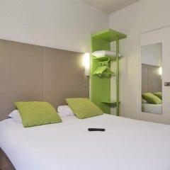 Отель Campanile Paris Ouest - Pte de Champerret Levallois 3* Стандартный номер с различными типами кроватей фото 5