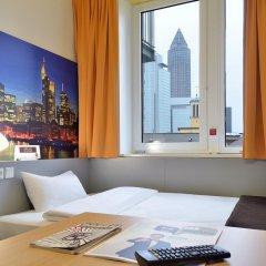 B&B Hotel Frankfurt-Hbf 2* Стандартный номер с различными типами кроватей фото 6