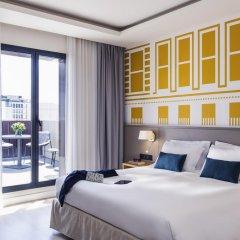 Mercure Madrid Plaza De Espana Hotel 4* Стандартный номер с различными типами кроватей фото 7