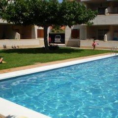 Отель Apartamentos Aigua Oliva бассейн фото 2