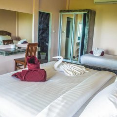 Отель The Fishermans Chalet 3* Улучшенная вилла с различными типами кроватей фото 13
