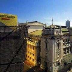 Отель Courtyard Marriott Belgrade City Center Сербия, Белград - 1 отзыв об отеле, цены и фото номеров - забронировать отель Courtyard Marriott Belgrade City Center онлайн фото 4