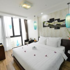 Hanoi Bella Rosa Suite Hotel 3* Номер Делюкс с различными типами кроватей фото 2